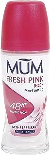 Mum Fresh Pink Roll On Deodorant 50ml
