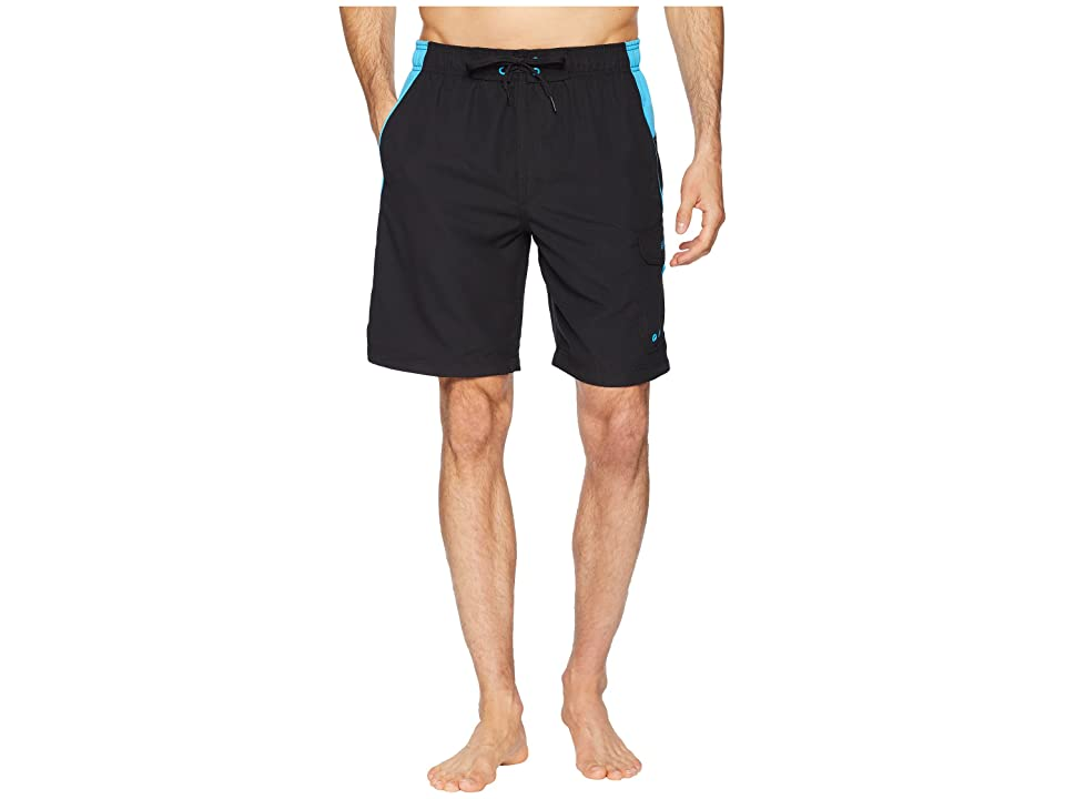 Speedo Sport Volley (Black/Blue) Men