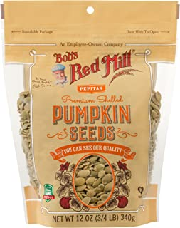 Bob's Red Mill Seeds Pumpkin, 340 gm