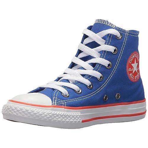 8a2e2afb59d71e Converse Kids  Chuck Taylor All Star Seasonal Canvas High Top Sneaker
