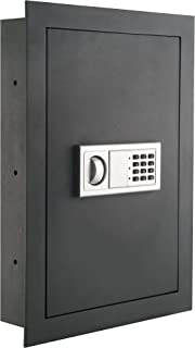 7725 Flat Electronic Wall Safe For Jewelry Security – Paragon Lock & Safe