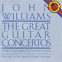 the great guitar concertos