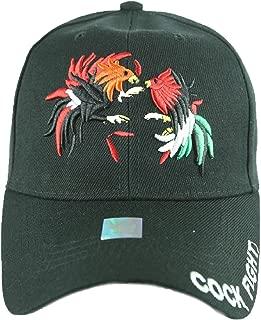 90210 Wholesale Baseball Cap Cock Fight Rooster Caps Adjustable Plain Hats Fashion Hats