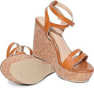 YAHE Heels & Wedges for Women/Girls - 4 Inches Heels Y-161