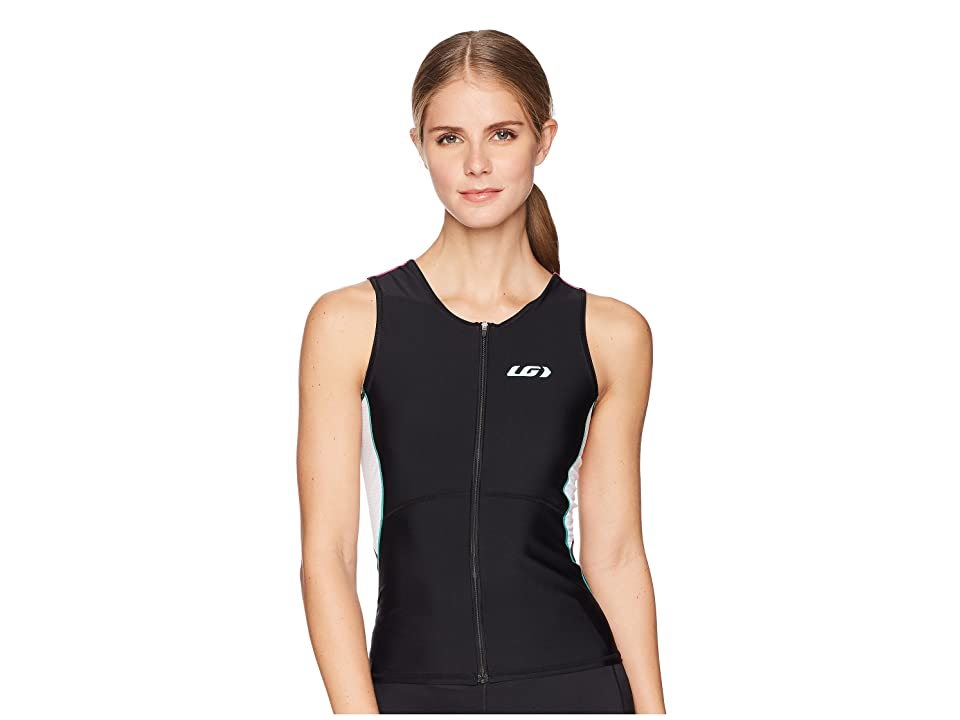 Louis Garneau Tri Comp Sleeveless (Multicolor) Women