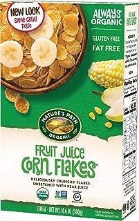 Nature's Path, Organic FJS Corn Flakes Cereal, 10.6 oz