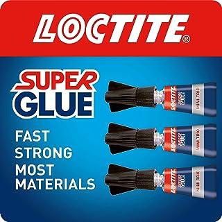 Loctite Universeel, sterk all-purpose lijm voor hoogwaardige reparaties, transparante lijm voor verschillende materialen, ...