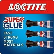 Loctite 2063435 Universeel, sterke all-purpose lijm voor hoogwaardige reparaties, transparante lijm voor verschillende mat...