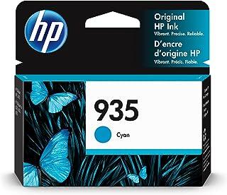 HP 935 | Ink Cartridge | Cyan | Works with HP OfficeJet 6800 series, HP OfficeJet Pro 6230, 6800 series | C2P20AN