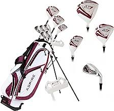 callaway golf left handed strata set
