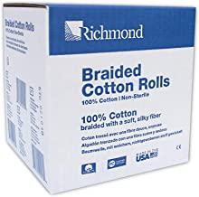 richmond dental braided rolls