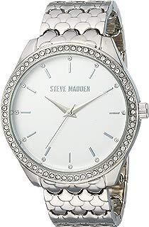 Steve Madden SMW170 - Reloj analógico para mujer