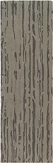 Surya Candice Olson by Modern Classics Hand Tufted Modern Runner Rug, 2-Feet 6-Inch by 8-Feet