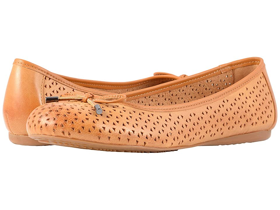 SoftWalk Napa Laser (Tan Laser Cut Leather) Women