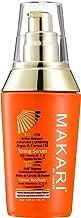 Makari Extreme Carrot & Argan Oil Skin Toning BODY Serum 1.7oz – Lightening, Brightening & Tightening Body Serum with Organiclarine – Whitening & Anti-Aging Treatment for Dark Spots & Wrinkles