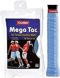 Unique Overgrip Mega Tac 10er, Blau, 0306260125500000