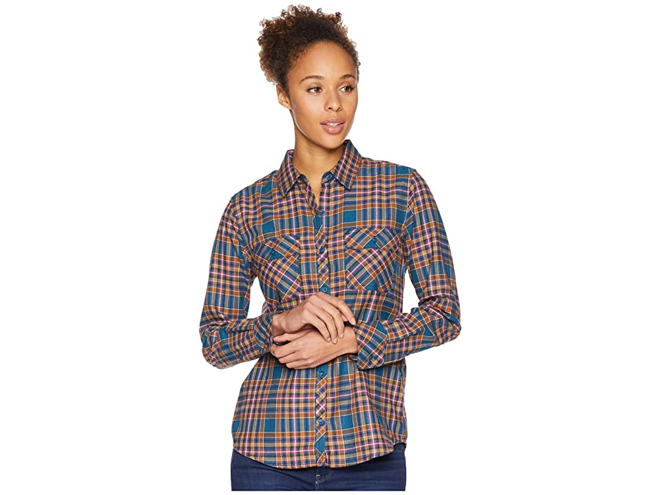 Outdoor Research Ceres II Shirt (Peacock) Women