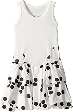 Braille Layered Dress (Infant/Toddler/Little Kids)