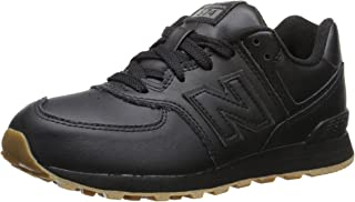 New Balance KL574P Leather Pack Running Shoe
