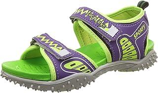 Liberty Boy's RICO-2 Green Sandals-10 Kids UK/India (28 EU) (8074062140280)