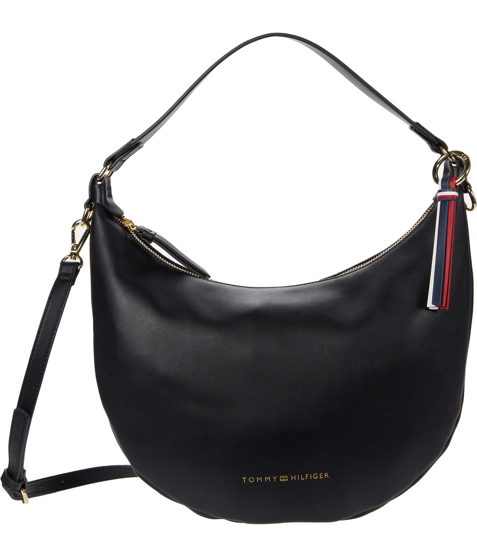 Tommy Hilfiger Tommy Hilfiger EVA Hobo Smooth Grain
