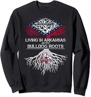 Mississippi State Bulldogs Living Roots Arkansas Sweatshirt