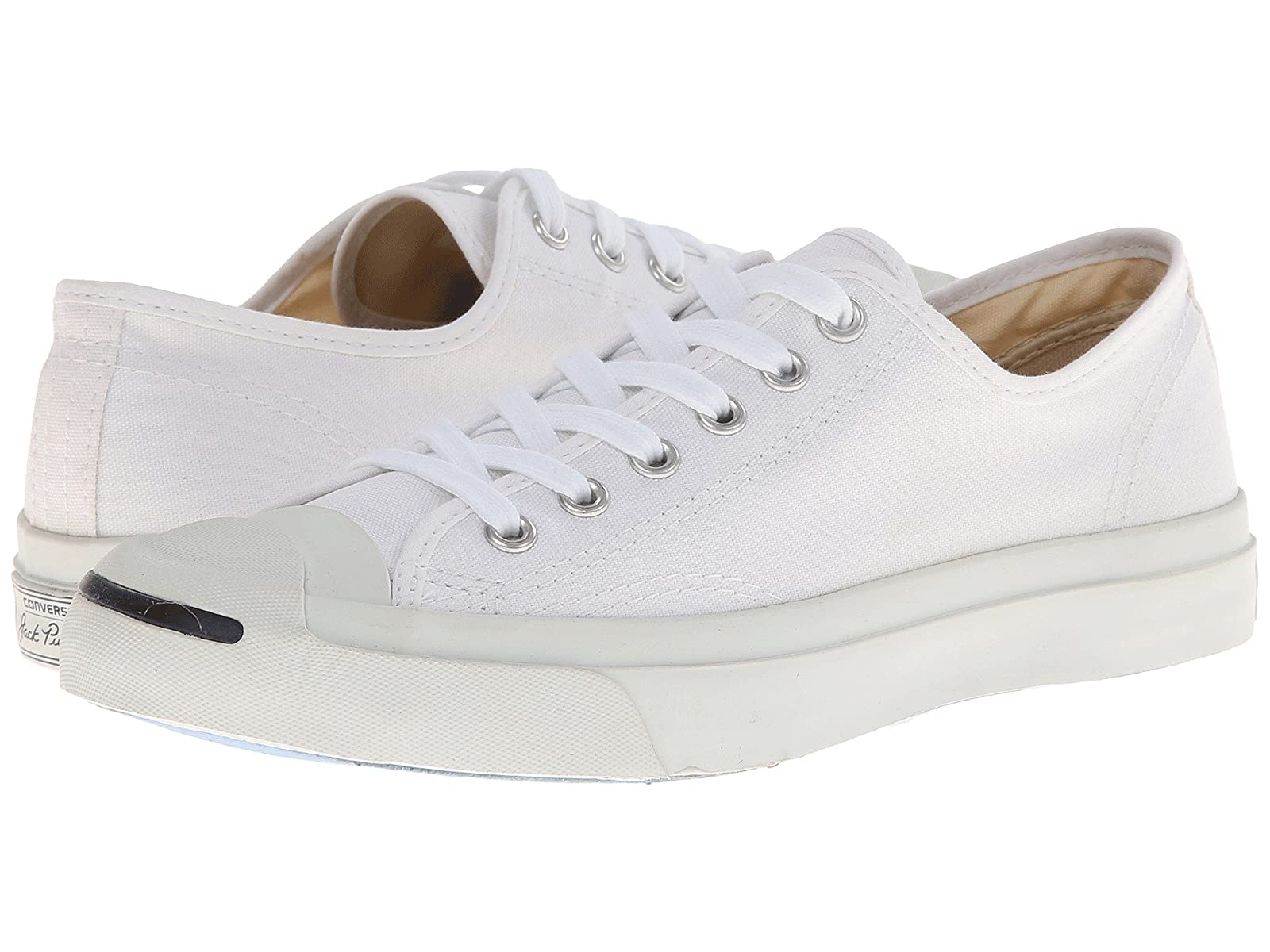 Converse Jack Top Purcell® CP Canvas Low Top Jack 60acb5