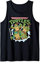 Teenage Mutant Ninja Turtles break through Tank Top