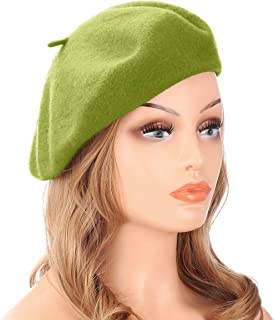 8b85cd6cb99ee Amazon.com  Greens - Berets   Hats   Caps  Clothing