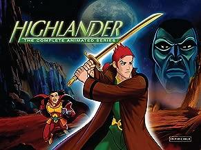 Highlander The Animated Series