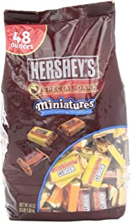 Hershey's Special Dark Minis, 48 Ounce