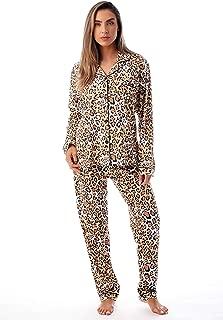 Printed Pajama Pants Set for Women Soft and Cute PJs