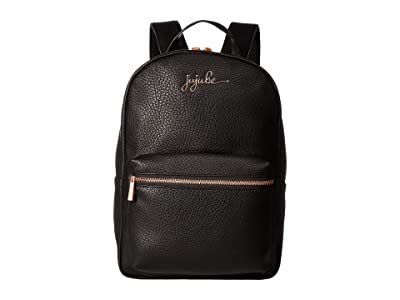 Ju-Ju-Be Mini Backpack Ever Collection (Noir/Rose Gold) Backpack Bags