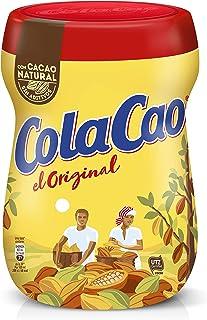 Cola Cao, Original cacao oplospoeder met natuurlijke cacao, zonder additieven, 390 g