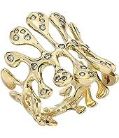 Miseno - Sea Leaf Ring