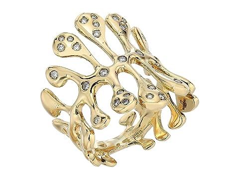 Miseno Sea Leaf Ring