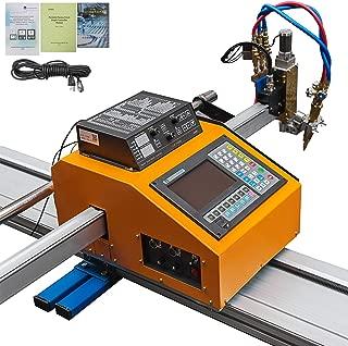 Mophorn 63(W) x 118(L) Inch Effective Cutting CNC Plasma Cutter Portable Plasma Cutting Machine 110V CNC Plasma Cutter Machine for Plasma Gas Cutting Equipment