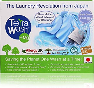 Laundry Detergent Eco Friendly [Made in Japan] Fragrance Free Natural Detergent Alternative for Baby, Sensitive Skin, hypo...