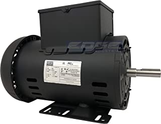 New 5HP Electric Motor for air Compressor 56 Frame 3440 RPM 5/8