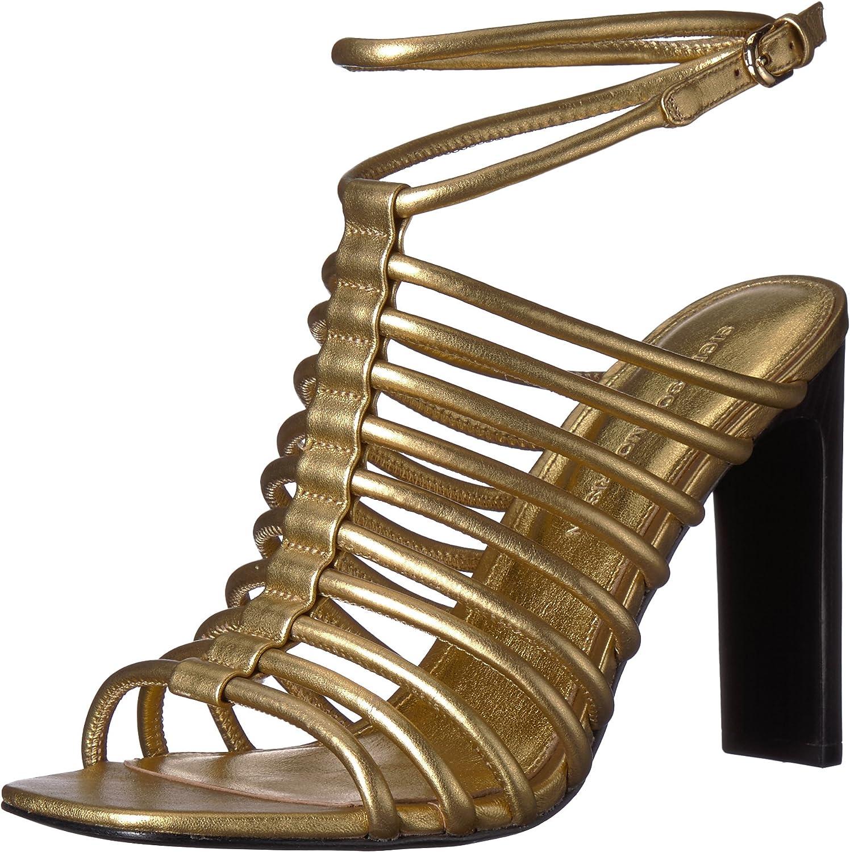 Sigerson Morrison kvinnor Ilyssa Heeled Sandal Sandal Sandal  nya exklusiva high-end