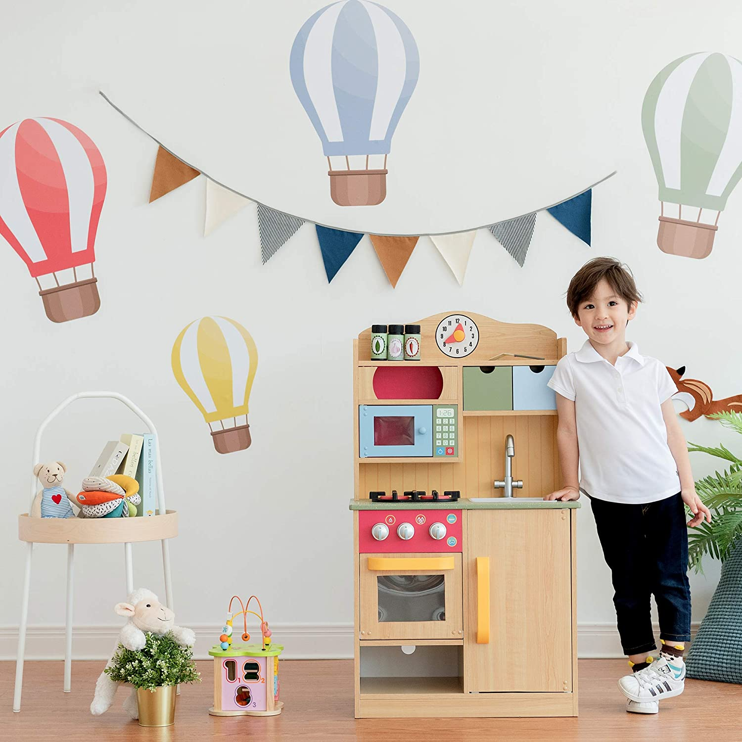 Teamson Kids Little Chef Florence excellence Todd Play Classic Kitchen [Alternative dealer]