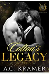 Colton's Legacy: A New Adult Romance Duet (Kinsley Elite Book 1) Kindle Edition