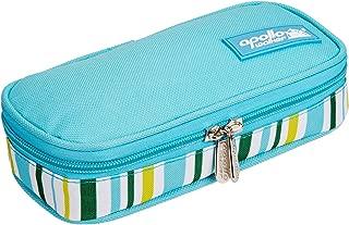 ONEGenug Portable Insulin Cooler Bag Epipen case Diabetic Organizer Medical Travel Cooler (Light Blue)