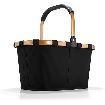 reisenthel carrybag frame gold/black Maße 48 x 29 x 28 cm/Volumen: 22 l