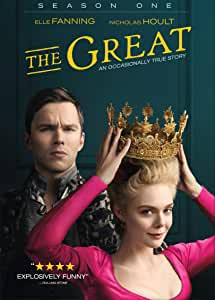THE GREAT Season One arrives on DVD October 20th from Paramount