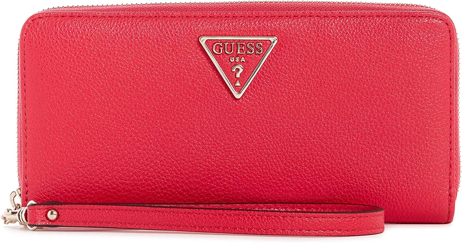 Quantity Oklahoma City Mall limited GUESS Women's Sandrine Large Zip Around Wallet