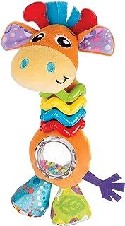 Playgro Bead Buddy Giraffe Toy, Multi