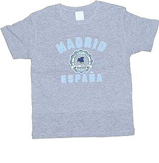 Amazon.es: I MADRID I LOVE MADRID - Camisetas y camisas deportivas / Ropa deportiva: Ropa