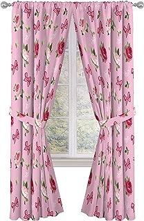 jojo siwa window curtains