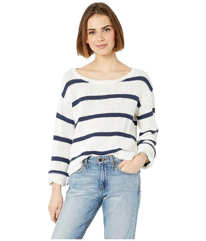 Sail Away Sweater Ivory